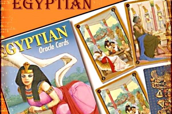 Χαρτομαντεία - Ταρώ - EGYPTIAN