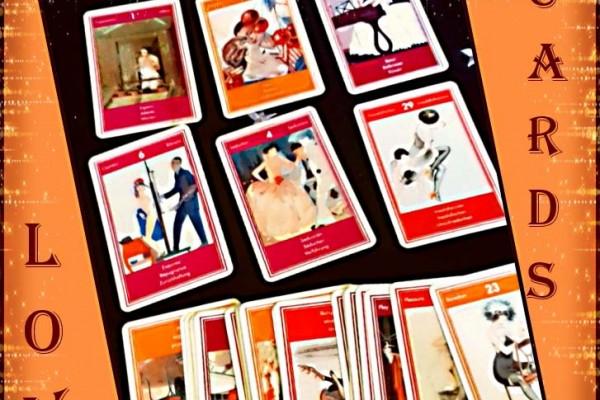 Χαρτομαντεία - Ταρώ - LOVE CARDS